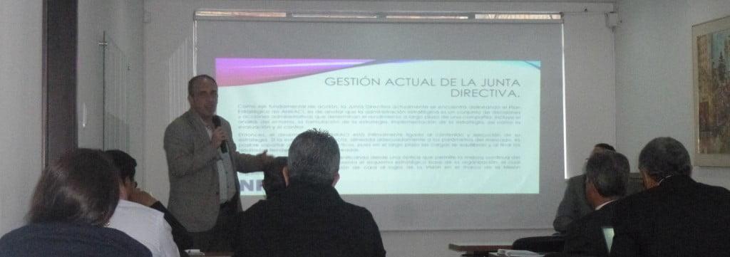 Presentación Informe de Gestión