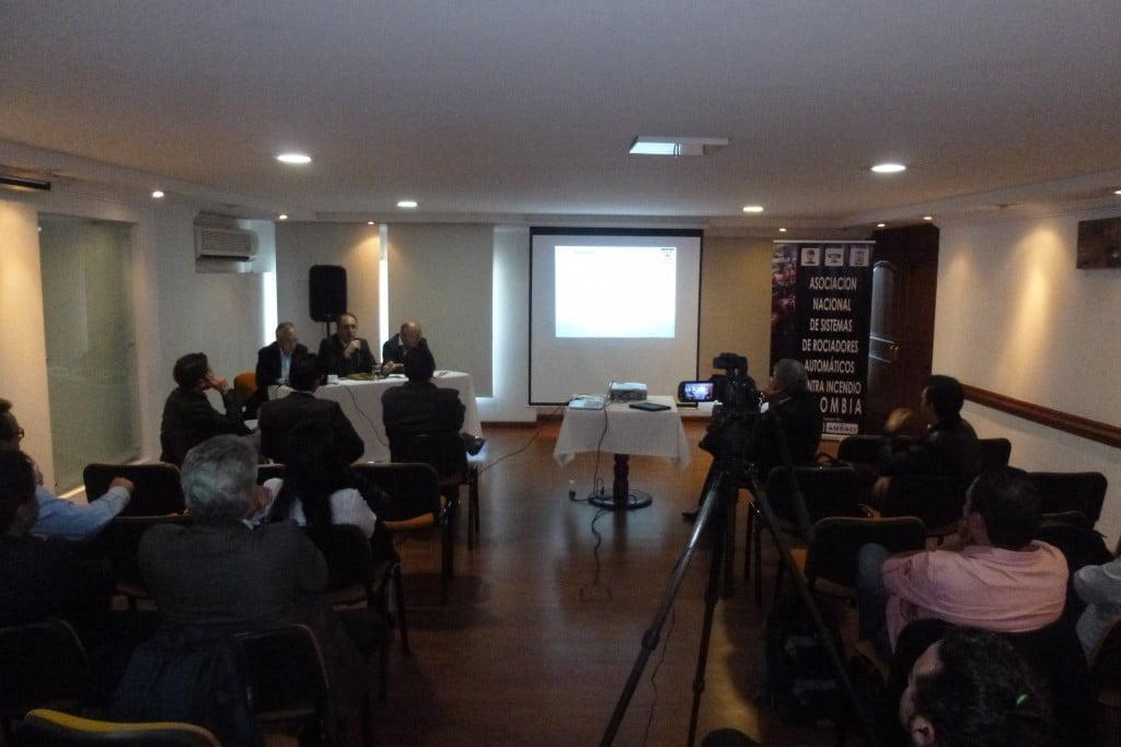 Asamblea Anraci Colombia