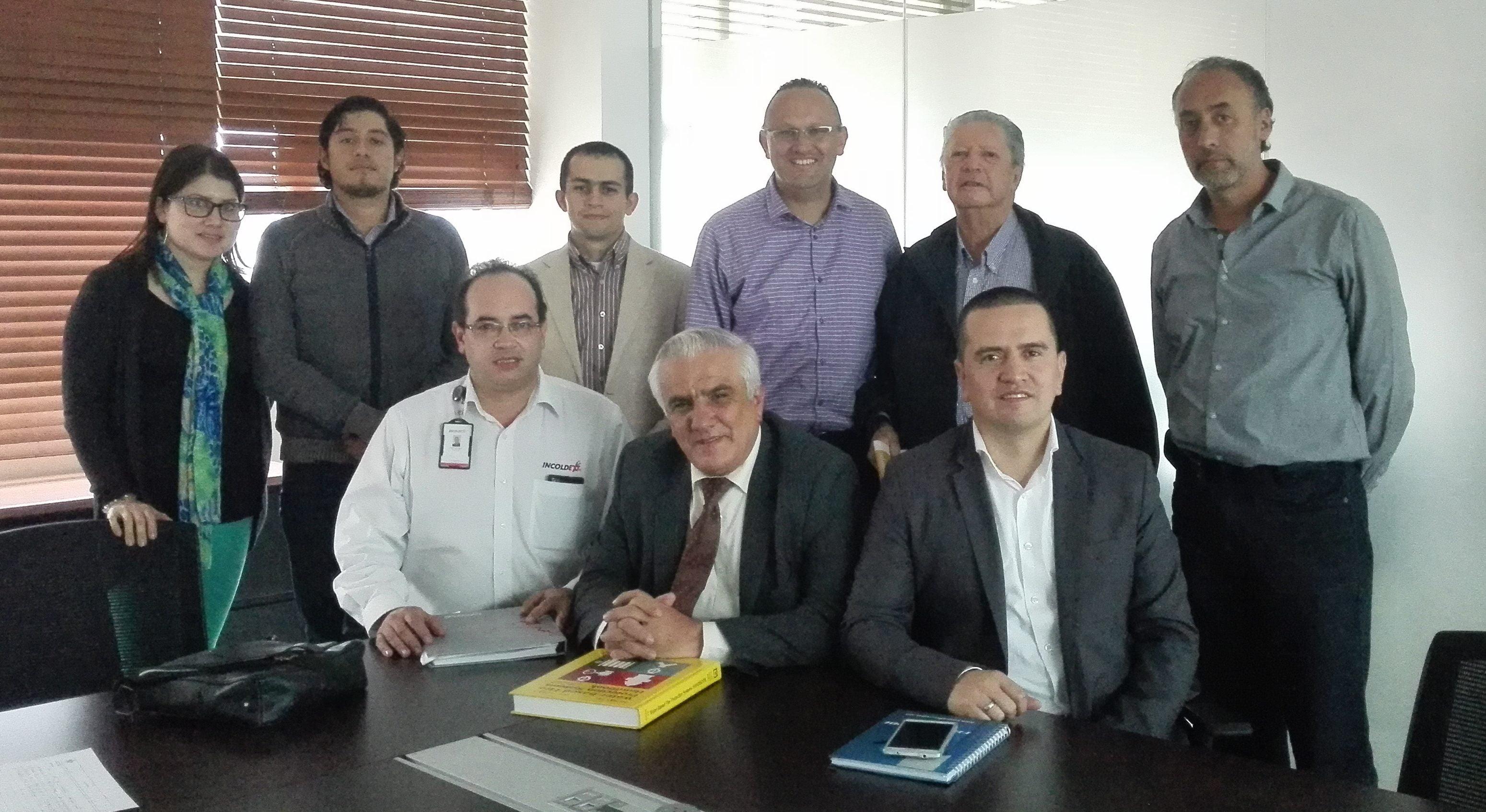Reunión del Comité de Competencias Laborales