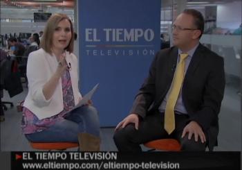 Anraci Colombia en El Tiempo Televisión