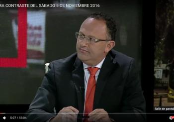 Programa Contraste del Concejo de Bogotá