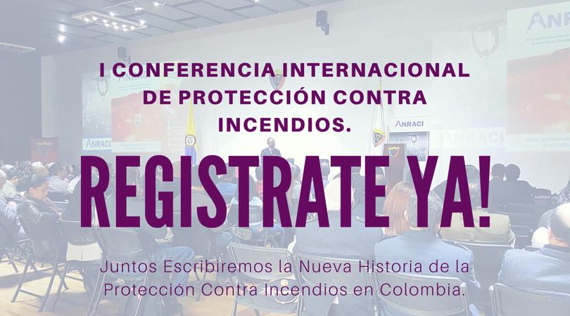 I Conferencia Internacional de Protección Contra Incendios