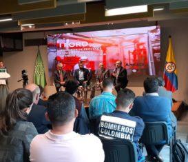 XIII Seminario de Redes Contra Incendios – Bogotá.
